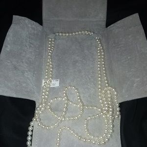 Shane co opera necklace